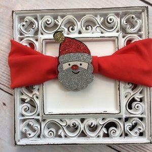 Other - Baby Girls Santa Headband